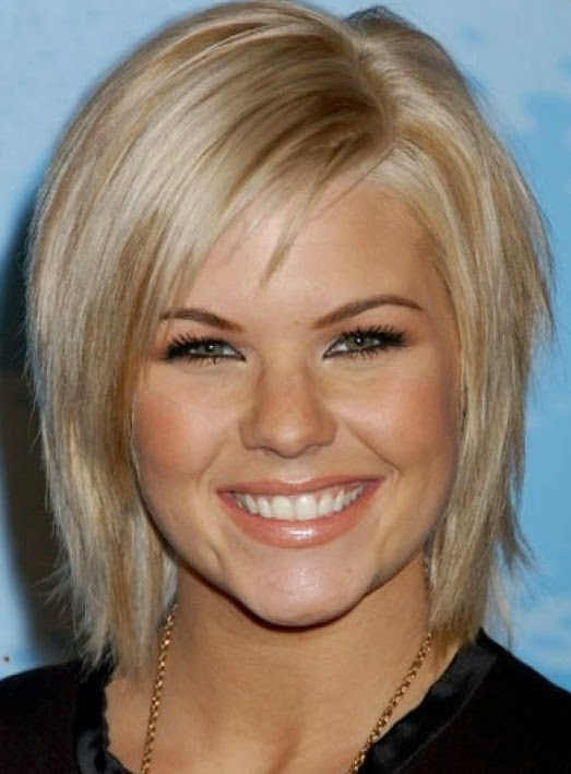 Short hairstyles for women photos 2013