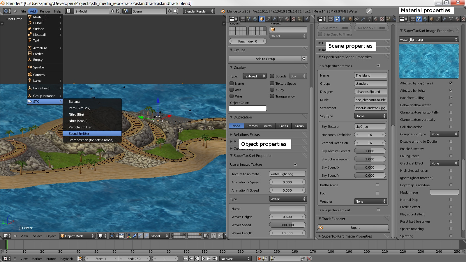 Gamasutra Iwan Gabovitch 39 S Blog Using Blender 3d As A