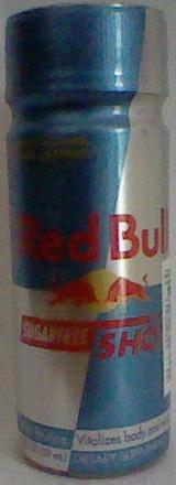 caffeine king red bull sugar free energy shot review. Black Bedroom Furniture Sets. Home Design Ideas