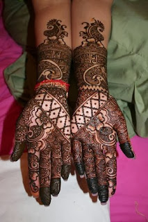 amazing mehndi designs 2013-14