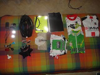 Preparazione borse