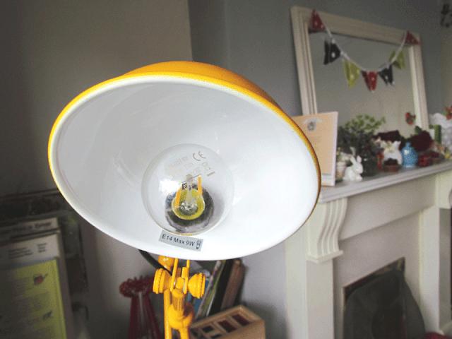 Habitat Tommy lamp