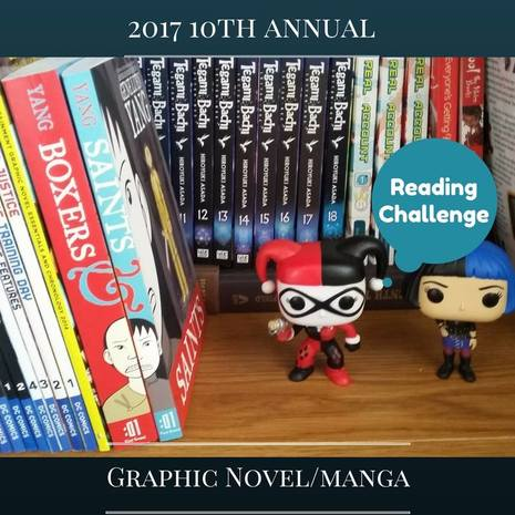 11th Annual Manga/Graphic Novel Challenge