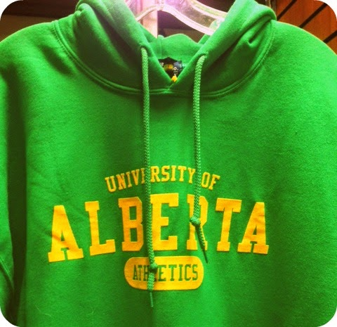 U of A Hoodie with Lego Grad