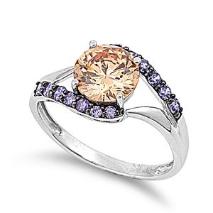 Design Wedding Rings Engagement Rings Gallery Colored Stone