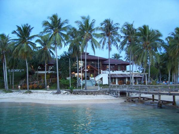 Objek wisata Pulau Moyo