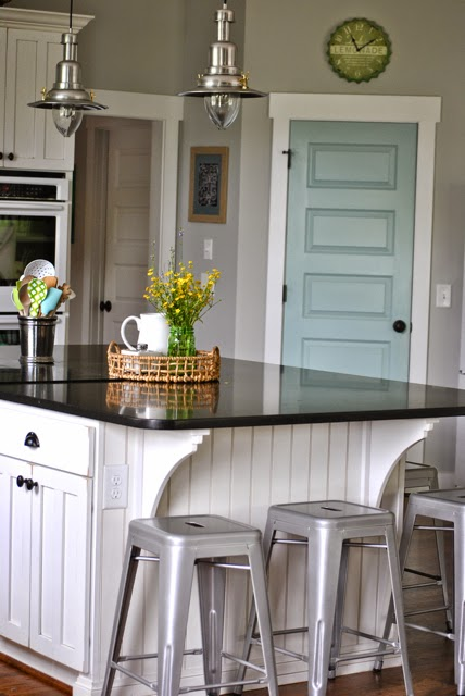 Front Porch And Watery Kitchen Paint Colors Favorite