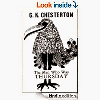 FREE: The Man Who Was Thursday, a nightmare by Gilbert Keith Chesterton