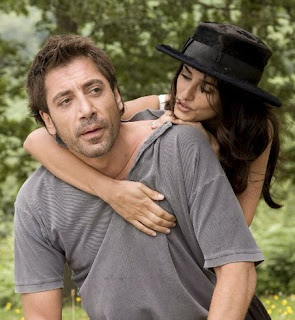 Penelope Cruz and Husband