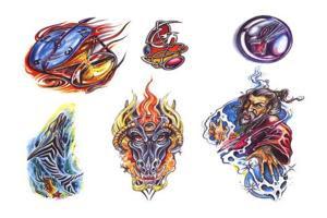 Desenhos para tatuagens masculinas