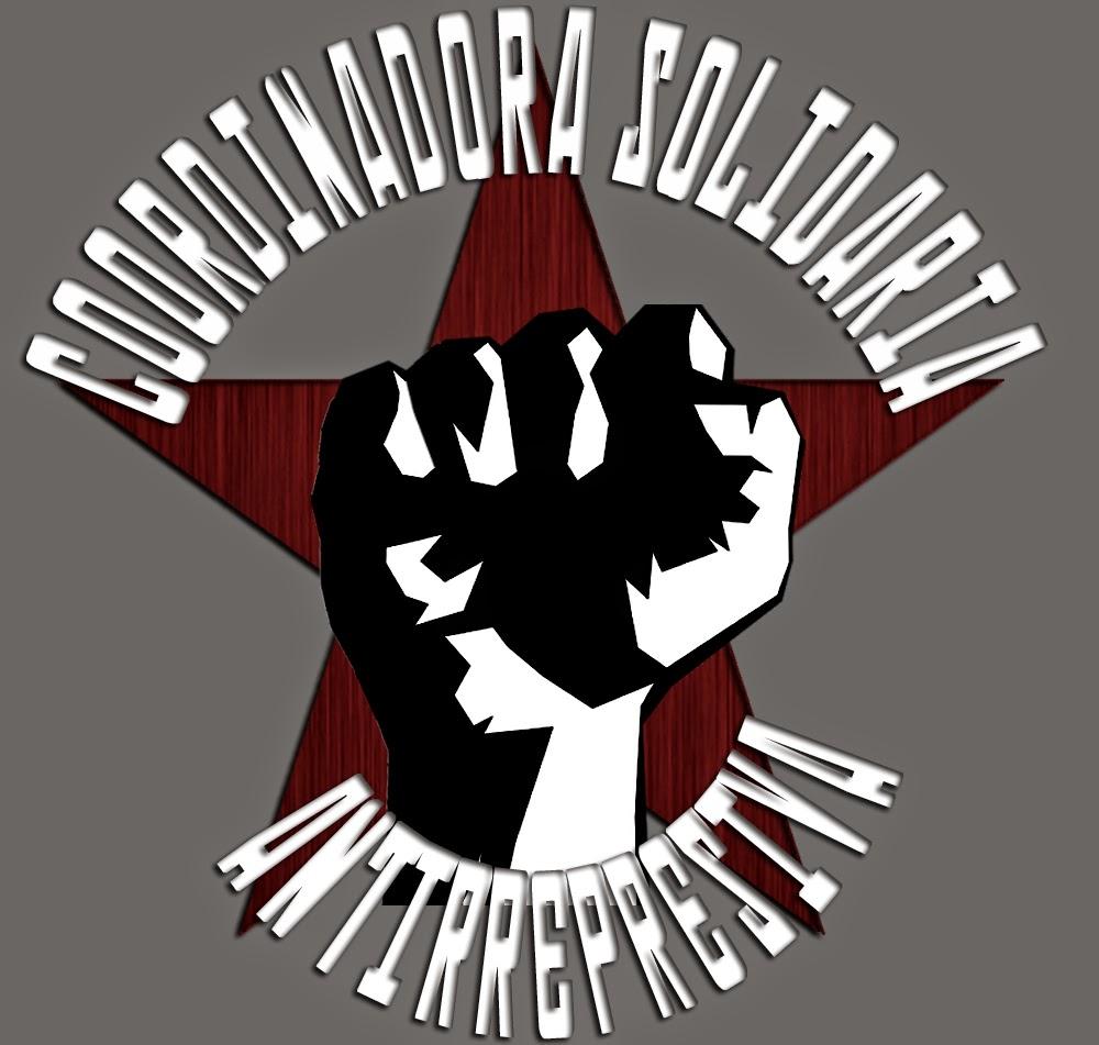 Coordinadora Solidaria Antirrepresiva CSA