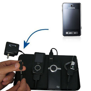 Universal Charging Station For Samsung Sgh F480.