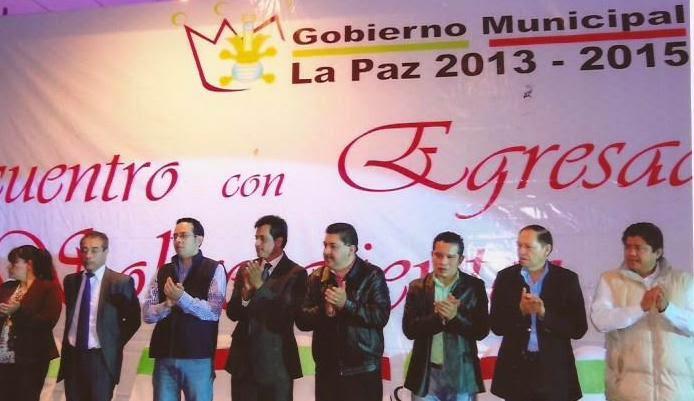 LA PAZ 2013-2015