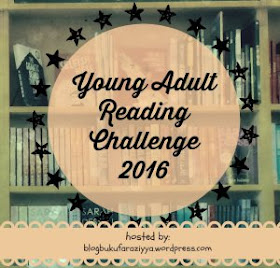 Young Adult Reading Challenge 2016