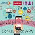 تركيب اعدادات الانترنت للجميع الشبكات الوطنية Configuration 3G Mediet  Meditel Inwi Jawal