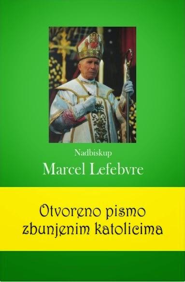 Knjiga nadbiskupa Lefebvrea