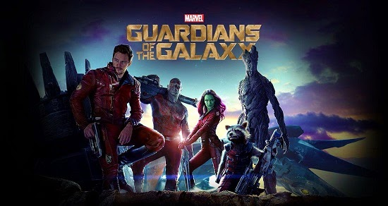 Favorite Movie of the Summer: GUARDIANS of the GALAXY
