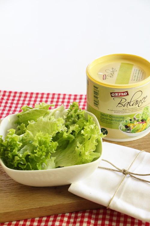 Salatsauce Gefro Balance Produkttest Annette Diepolder