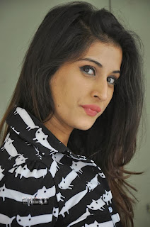 Actress-Sabha-Stills-at-Bunny-N-Cherry-Platinum-Disc-Function