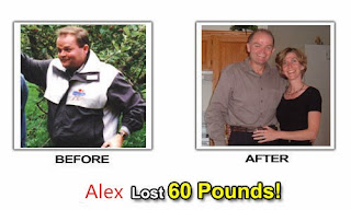 Alex use Fruit Diet Pills lose weight succeed