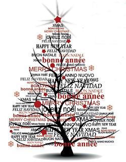 Feliz Navidad Feliz año nuevo bonne annee yoyeuz noel