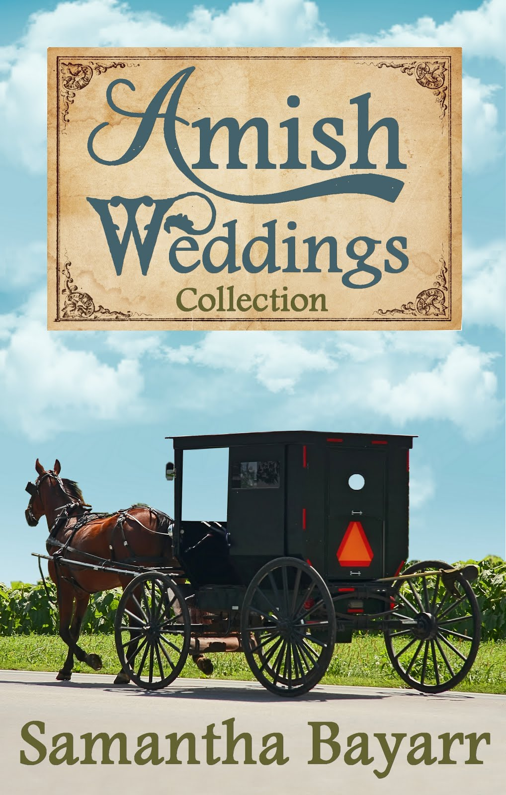 Amish Weddings Collection