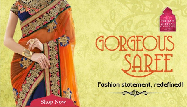 Designer Wedding Sarees at Moksha Fashions