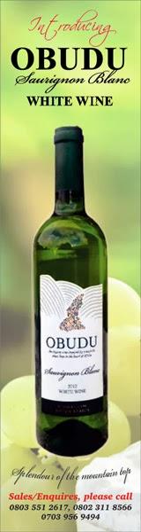 Obudu Sauvignon Blanc