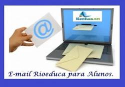 E-Mail Rioeduca para ALUNOS