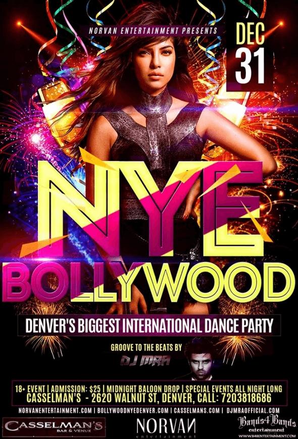 Bollywood NYE