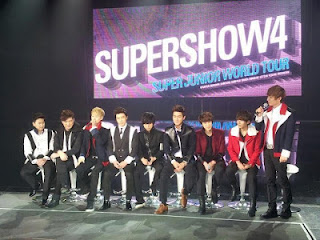 foto konser super junior dijakarta