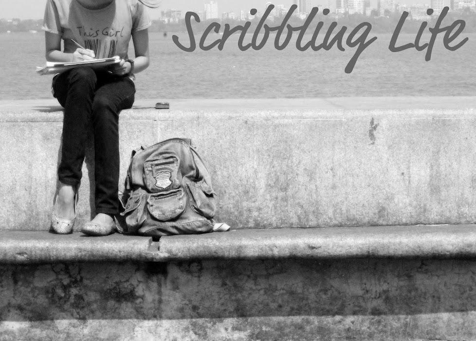 Scribbling Life.