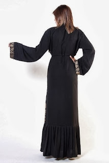 arabian style abayas