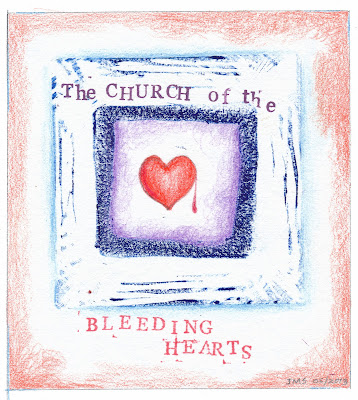 The Church of the Bleeding Hearts:John Shklov 2013