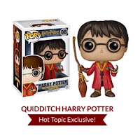 Funko Pop! Quidditch Harry Potter Hot Topic