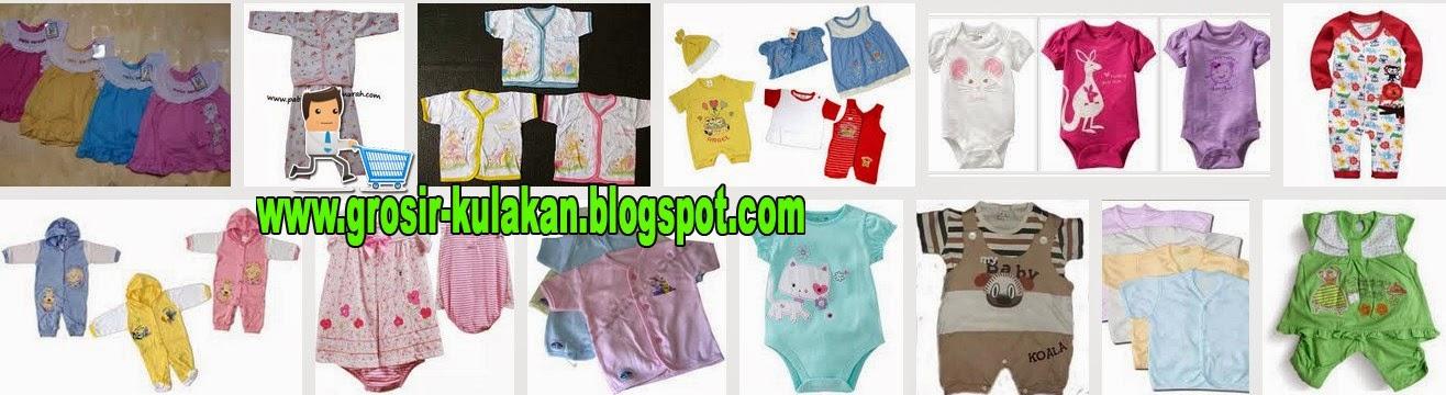 Distributor Baju Bayi Import