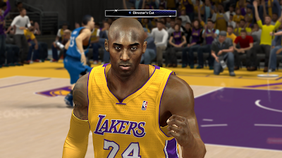 NBA 2K14 Next-Gen Mod Kobe Bryant Face
