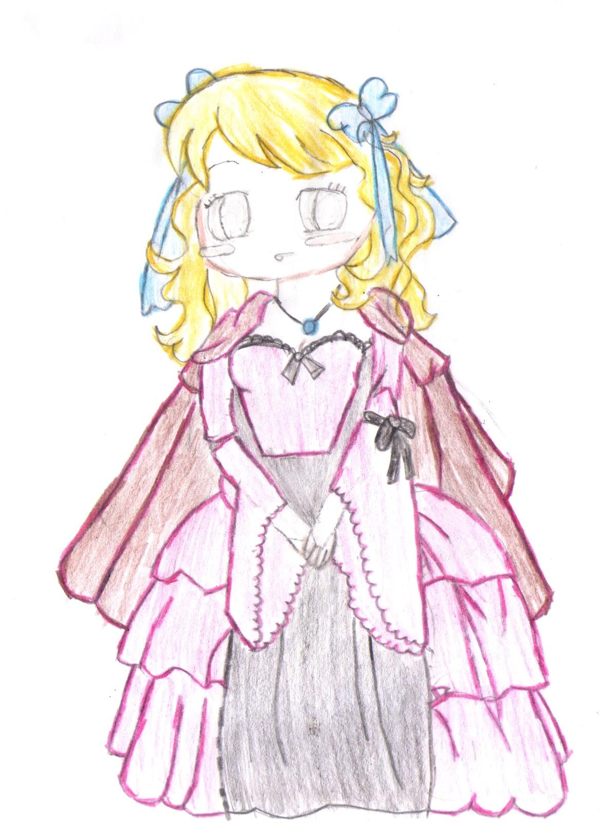 Chibi 1 (desenho)