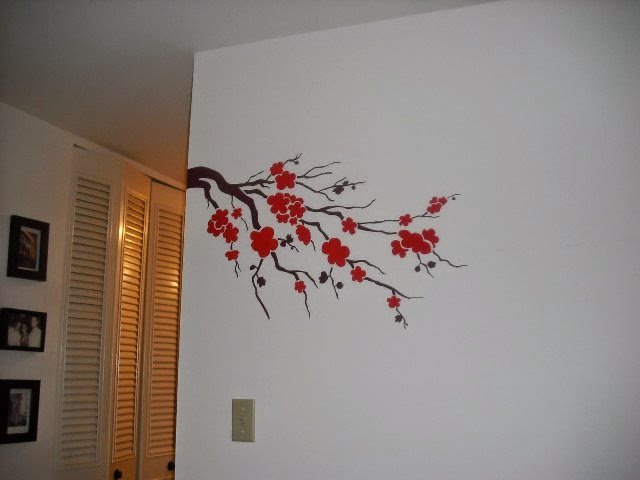 Creative wall painting techniques for Creating a mural