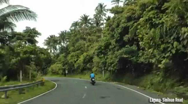Laguna- Siniloan Road