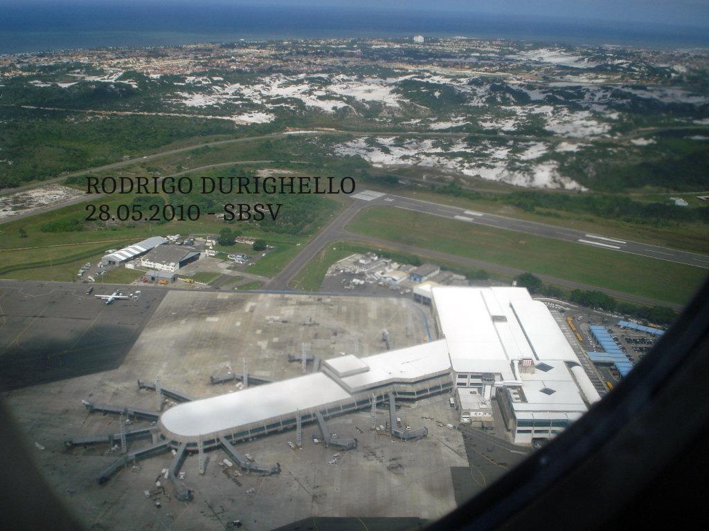 Aeroporto De Salvador : Planeta aviÃo aeroporto de salvador bahia brasil