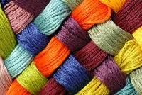 Зима пришла.Пора утепляться ;)СП- Совместное вязание- митенки, снуд,шапка.