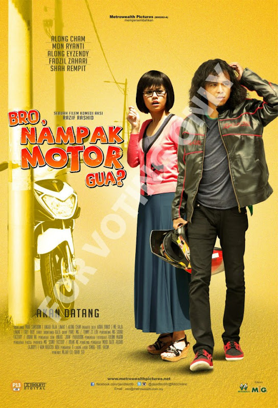 30 MEI 2013 - BRO, NAMPAK MOTOR GUA