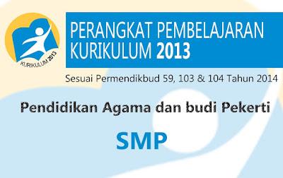MP RPP Pendidikan Agama Katolik Kelas VIII