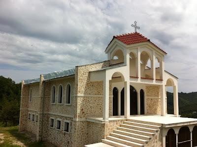 Carkoven hram - Belintash