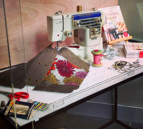 You SEW Girl The Better Bag Maker Reviews And Giveaways And Mesmerizing Machine Sewing With Fishing Line