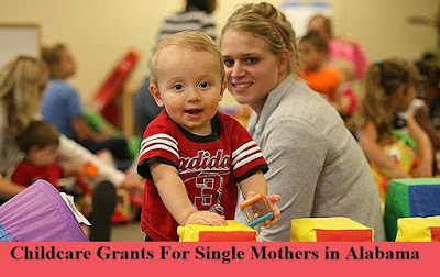 Childcare Grants For Single Mothers in Alabama