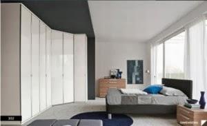 Kamar Tidur Modern Minimalis