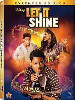 Disney Let It Shine DVD