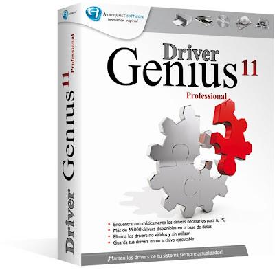 Driver Genius Professional Edition v11